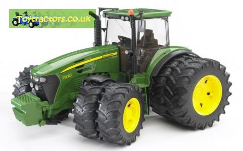 JOHN DEERE 7930 WITH DUAL WHEELS